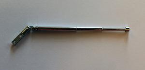 Antenn främre till Contact Pro RX mottagare